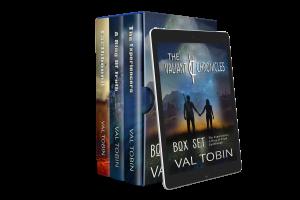 Val Tobin's Books