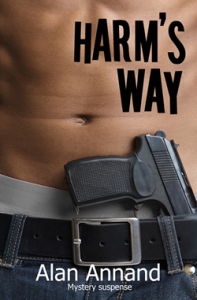 Harm's Way by Alan Annand