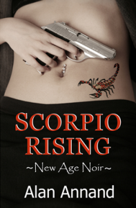 Scorpio Rising by Alan Annand