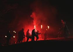 Pagan Imbolc Celebration