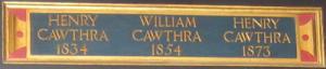 Cawthra Estate