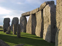 Stonehenge at Summer Solstice