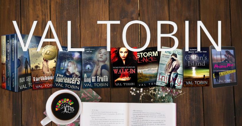 Author Val Tobin's Books